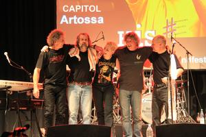 ARTOSSA  im ASB  Bahnhof  ROCK AT THE FINEST   4.3.2017
