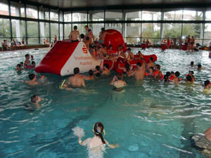 Familienparty im Stadtbad Friedberg