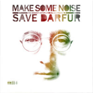 Das Cover der Make Some Noise-CD