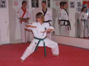 Weihnachts Event bei Self Defense Germany
