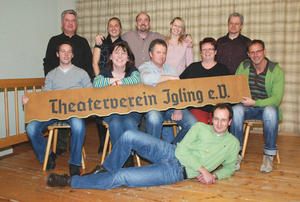 Theater in Igling - an Ostern