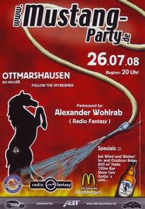 Mustang-Party