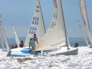 Finn Dinghy Regatta