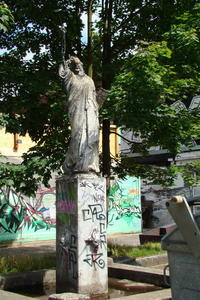 Die etwas andere 'Statue of Liberty'
