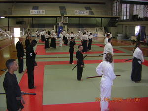 4. Shibu Taikai DNBK France am 28./29. Juni 2008 in Nizza an der Cote d`Azur