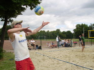 Benefiz Beachvolleyball Turnier
