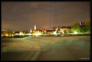 Landsberg by Night