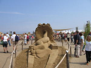 Sandworld 2007 - Travemünde