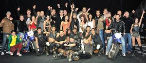 Hannover Scorpions meet´s Circus Flic Flac