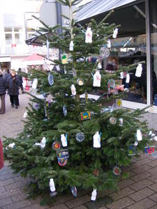 Alternativer Christbaumschmuck