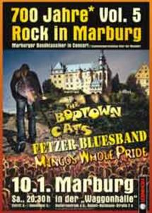 700 Jahre Rock in Marburg