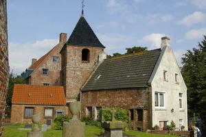 Kirche in Greetsiel