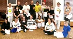 Capoeira Seminar in Golden Dragon KKC