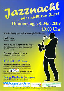 Jazz and more in St. Johannes