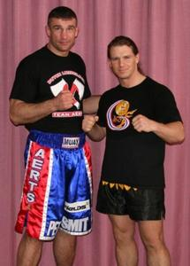 3 facher K-1 World Grand Prix Champion Peter Aerts