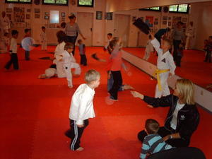 Mom's Day bei Self Defense Germany