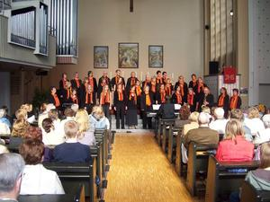 Canto Vivo goes Kirchentag...