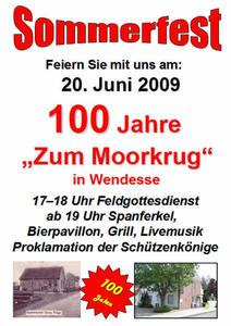 Sommerfest in Wendesse