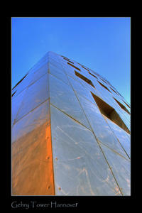 Gehry Tower Hannover