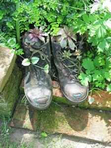 'These boots are made for walking'