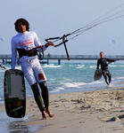Kite Surf Trophy in Dahme 2009 -