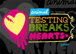 Animal Testing Breaks Hearts!