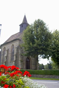 Weserberglandtour - Kapelle in Born