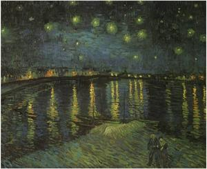 Vincent, Starry starry night.