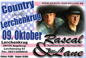Country Musik  ' Live '