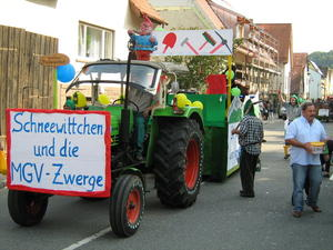 Kerweumzug, September 2009