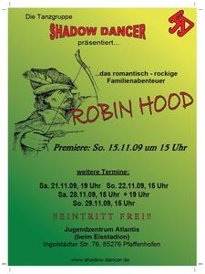 Robin Hood - Tanzshow der Shadow Dancer