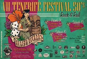 ROCK AND ROLL FESTIVAL AUF TENERIFFA