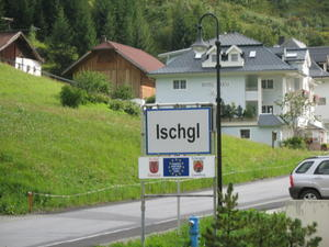 Ischgl in Tirol - Touristenattraktion