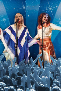 ABBA - THE CONCERT performed by AbbAgain