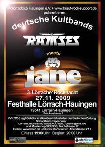 RAMSES meets JANE in Lörrach