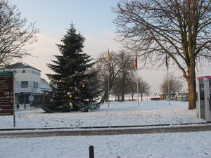 Winter in Steinhude