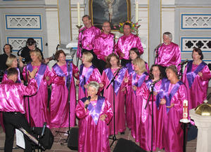 Joy Message - Gospelkonzert in Sarstedt