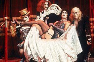 The ROCKY HORROR PICTURE SHOW starts again...