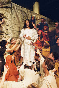 Jesus Christ Superstar - Rockmusical von Andrew Lloyd Webber und Tim Rice
