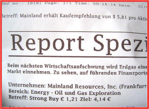 Back to the roots: SPAM per FAX ist wieder erwacht!