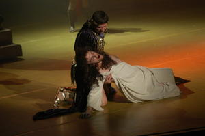 """Jesus Christ Superstar"": Broadway-Ensemble in Dillingen"