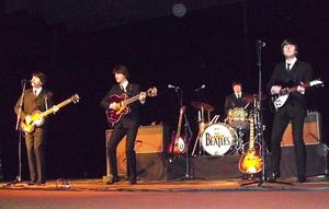 Die CAVERN BEATLES live in BURGDORF am 02.03.2010