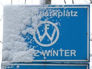 Winter bleibt in Stadtallendorf