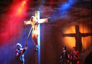 Jesus Christ Superstar - Musical vom Feinsten in der Stadthalle Dillingen