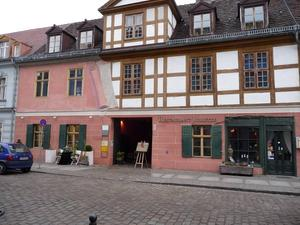 Restaurant JULIETTE in der  Jägerstr. 39 in Potsdam