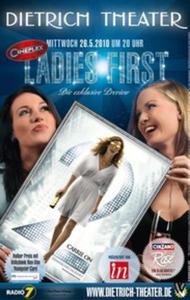Ladies First: Sex and the City 2 im Dietrich Theater