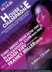 House & Champagne