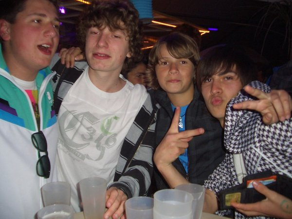 Party in Holzhausen