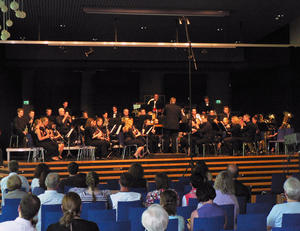 Sommer-Matinee des Modern Sound[s] Orchestra in Hannover