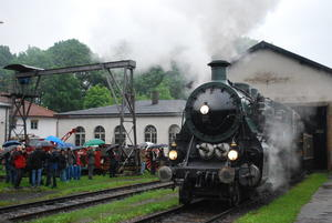 Roll out der S 3/6 3673 (18 478)
